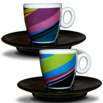 Tasse Espresso Collection ″Colors″