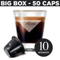Intenso 50 Capsules